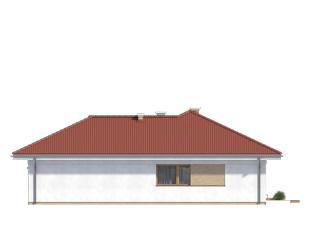 Kiwi 3 - Elewacja lewa
