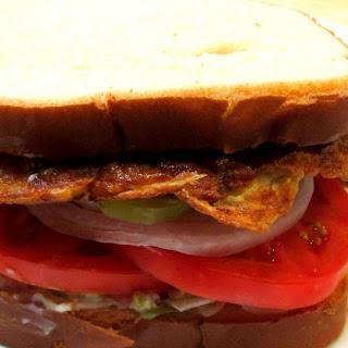 St. Paul Sandwich - Chinese Egg Foo Young Sandwich!.