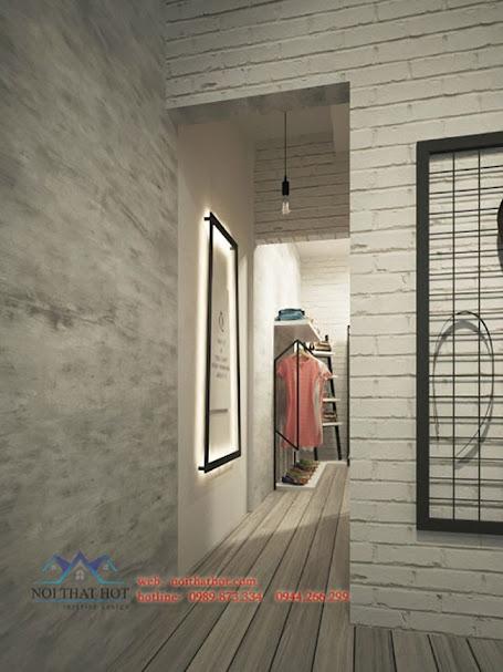 thiết kế shop thời trang uy tín chuyên nghiệp