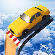 App Icon for Mega Ramp Car Jumping App in Japan Google Play Store