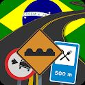 Sinais de trânsito do Brasil: quiz sobre CTB icon