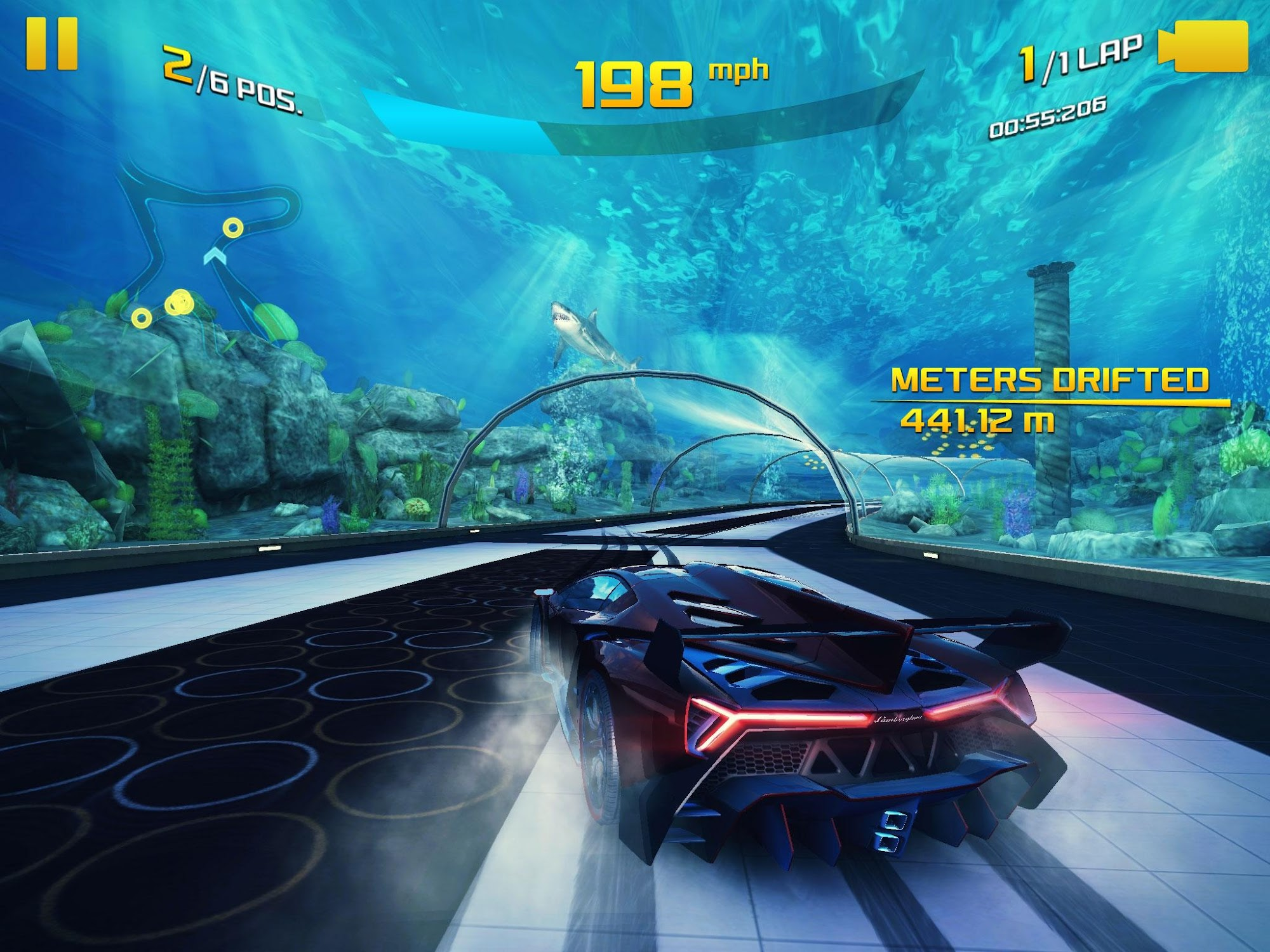 Asphalt 8: Airborne screenshot #6