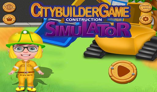 City Builder Construction City Real Simulator Game screenshots 1