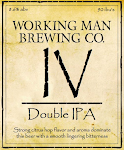 Working Man IV Double IPA