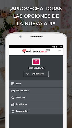 Matrimonio.com.co para empresa 2.1.3 screenshot 2091146