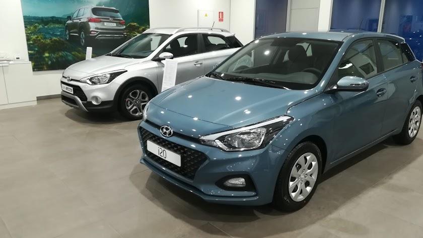El modelo está disponible en Hyundai Almerialva.
