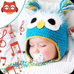 Sleep Baby Owl white noise app