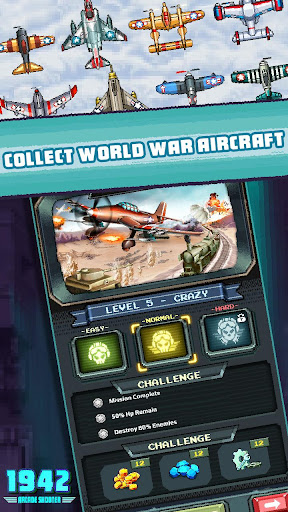 Télécharger 1942 arcade classique  APK MOD (Astuce) screenshots 2