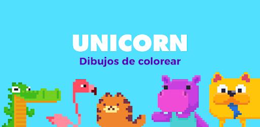 Unicorn Dibujos Para Colorear Juegos De Pintar Apps En Google Play