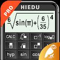 HiEdu Scientific Calculator Pro icon