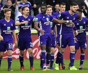 Anderlecht peut quasiment dire adieu à un de ses joueurs