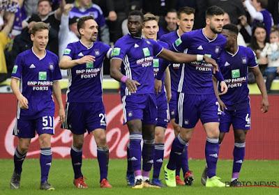 Bolasie is aan zijn laatste wedstrijden voor Anderlecht bezig