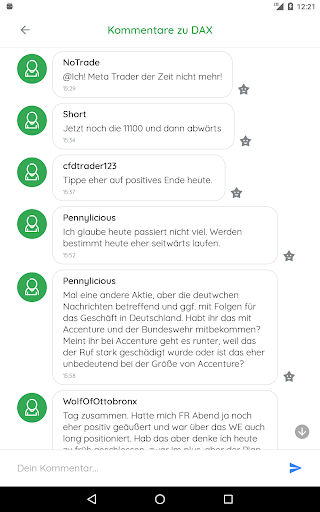 Börse & Aktien - BörsennewsApp  screenshots 18