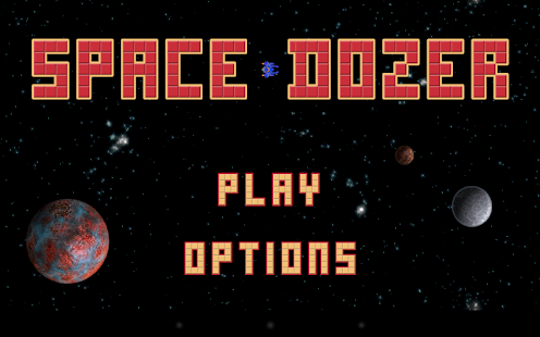 Space Dozer- screenshot thumbnail