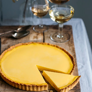 The Perfectionist - Classic Lemon Tart.