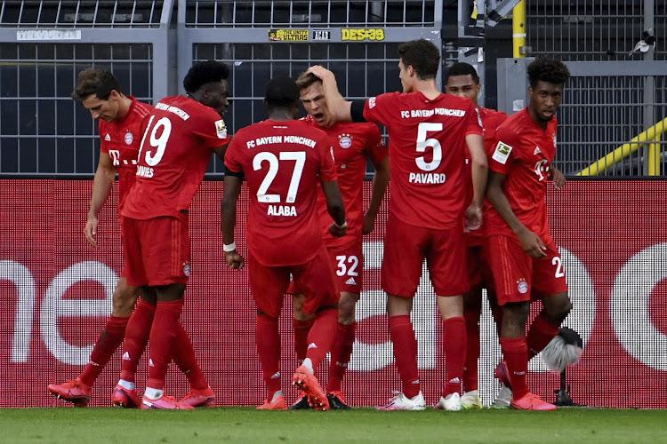 Les six nominés pour le trophée de Joueur du mois en Bundesliga
