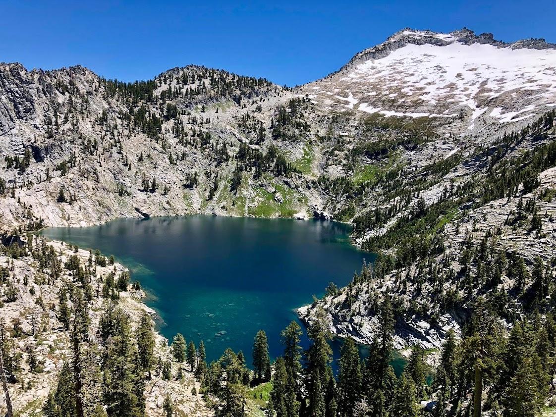 Trinity Alps High Route Fastpack via Caribou Lakes – Leor Pantilat\'s ...