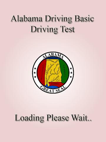 android Alabama Car Driving Test Screenshot 0