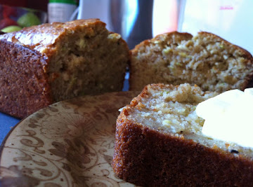 Buttermilk Banana-zucchini Bread Recipe