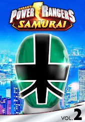Power Rangers Samurai: A New Enemy (Vol. 2)