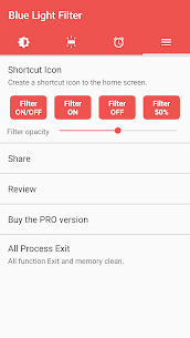sFilter – Blue Light Filter Pro v1.6.1 Cracked APK 7