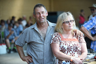 Photo: Gary and Margaret