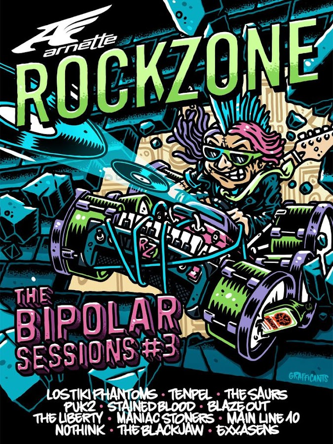 RockZone- screenshot