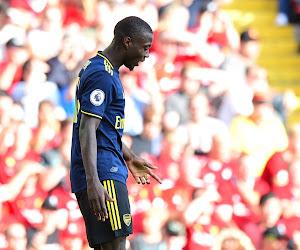 Une légende d'Arsenal flingue Nicolas Pepe après sa prestation face au Standard