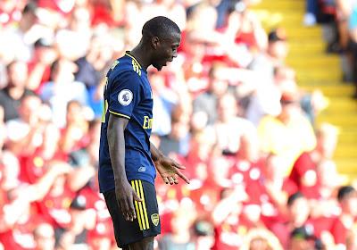 Nicolas Pepe quitte la sélection et rentre à Arsenal