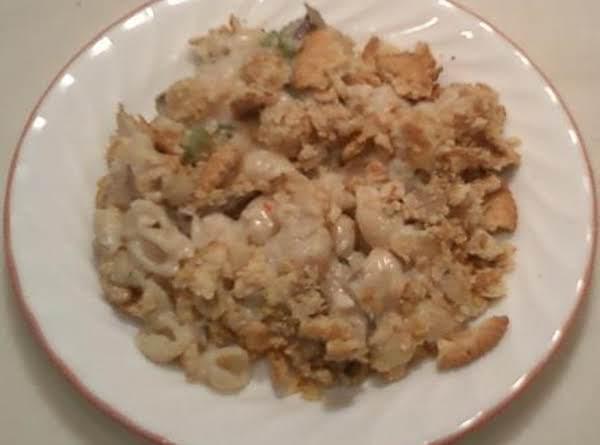 Rich & Creamy Tuna Casserole Recipe