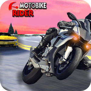 Traffic Moto Rider for PC and MAC