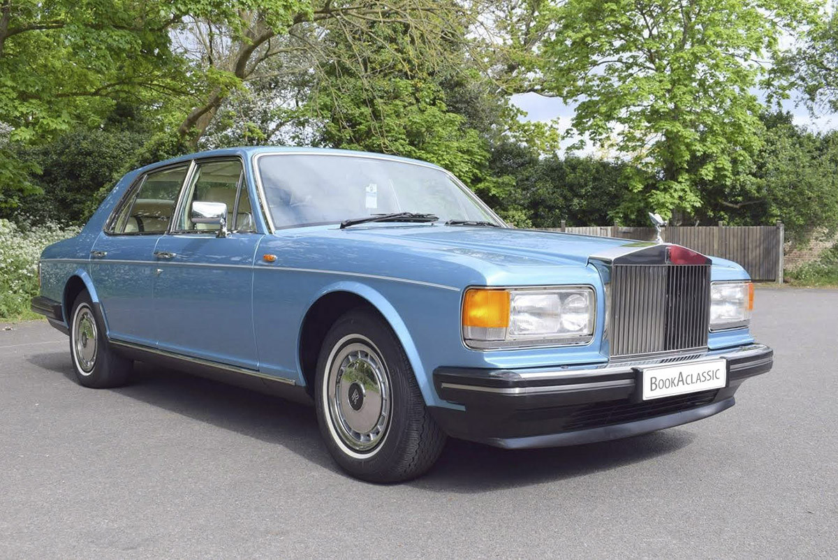 Rolls-Royce Silver Spirit 11 Hire Bexhill On Sea