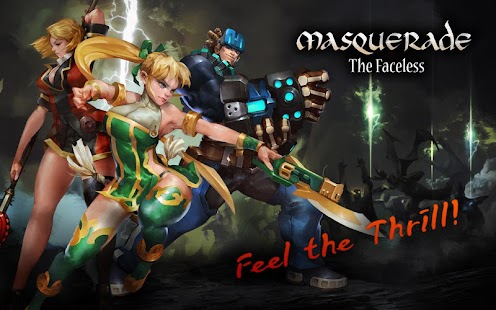 Masquerade: The Faceless Imagen do Jogo