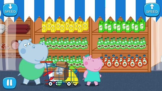 Funny Supermarket - Shopping for all Family- screenshot thumbnail