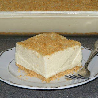 The Famous Woolworth Ice Box Cheesecake.