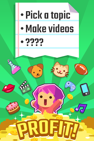 Vlogger Go Viral - Clicker- screenshot