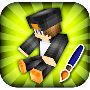 Skins Editor for Minecraft PE (3D)