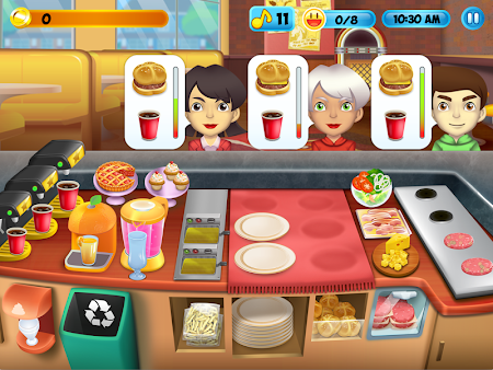 My Burger Shop 2 - Food Store 1.1 screenshot 100168