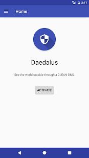 Daedalus - náhled