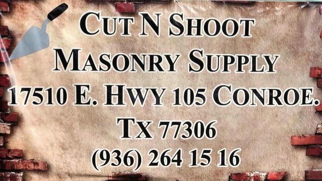 Cut N Shoot Masonry Supply - Masonry Supply Store in Conroe