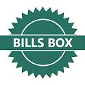 BillsBox: Warranty Tracker & Receipt Keeper icon