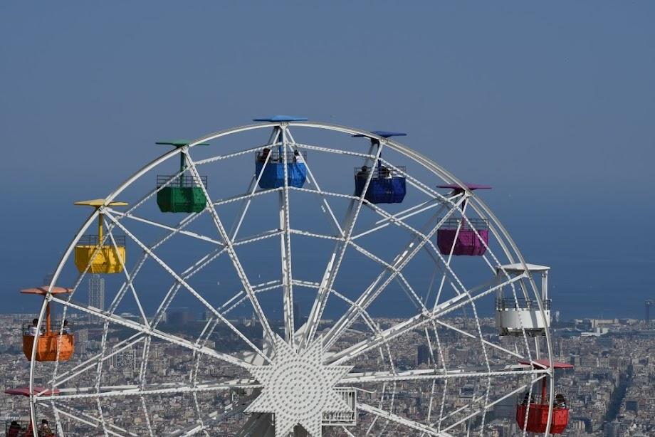 Foto Parque de atracciones Tibidabo 13