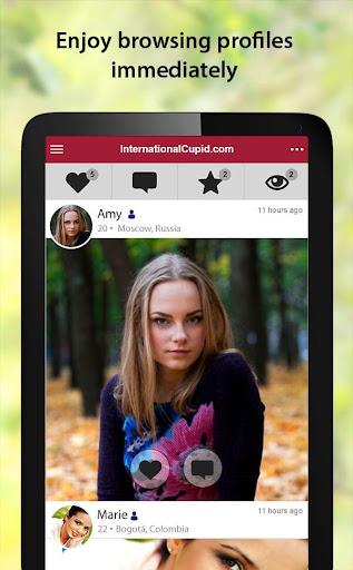 InternationalCupid - International Dating App 2.1.6.1561 screenshots 10