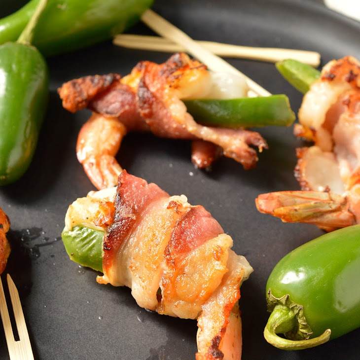Bacon Wrapped Shrimp Recipe