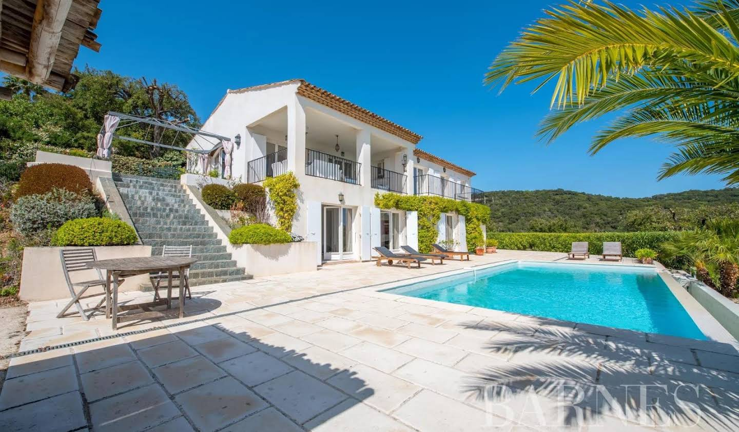House with garden and terrace Grimaud