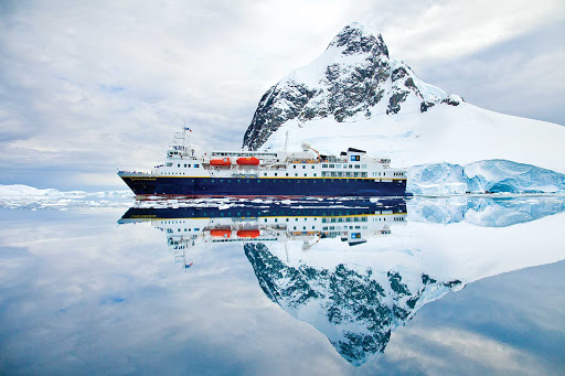 Take an adventure of a lifetime to Antarctica aboard National Geographic Explorer with a Lindblad expedition.