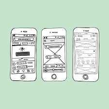Low-fidelity vs. high-fidelity prototyping