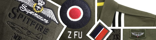 polo spitfire dday barnstormer maille piquee débarquement RAF