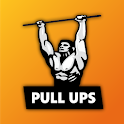 100 Pull Ups - Bodyweight Workout icon