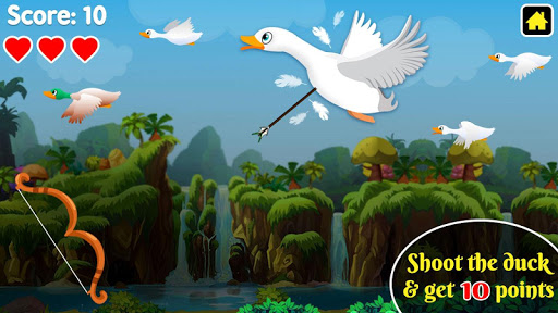 Duck Hunting : King of Archery Hunting Games 1.8 screenshots 3
